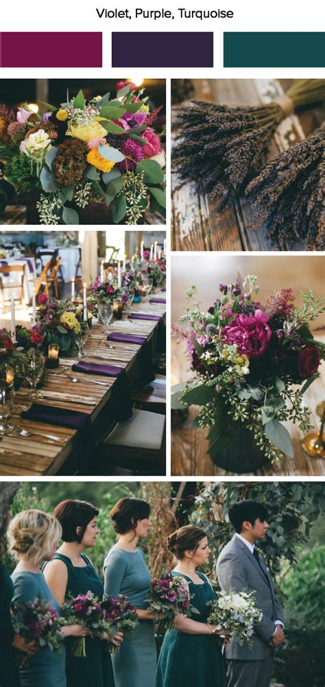 Backyard Wedding Colors 7 Fall Wedding Color Palette Ideas Junebug Weddings