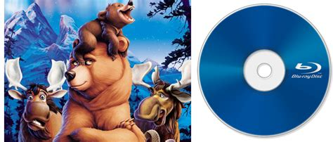 disneys brother bear movie dvd blu ray trailer woning disney to release brother bear on blu ray brother bear