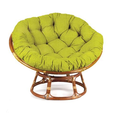 The Comfy Chair by Reviving And Reinventing The Comfy Papasan Chair Decor