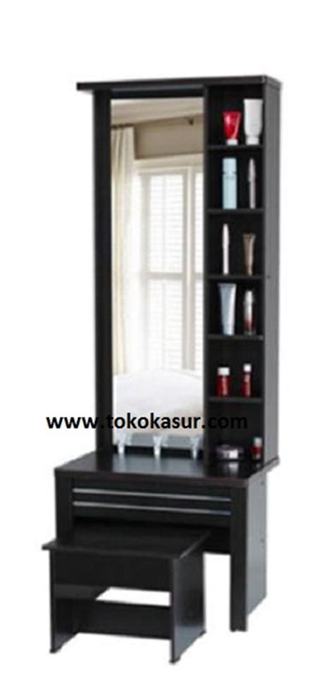 Meja Rias Dressing Table Expo Kursi 1 meja rias dressing table murah termurah olympic meja rias kayu expo orbitrend