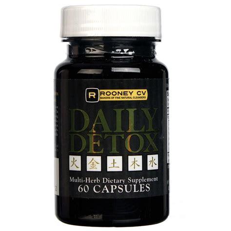 Omni Detox Capsules by Wellements Daily Detox Herbal Caps 60 Capsules