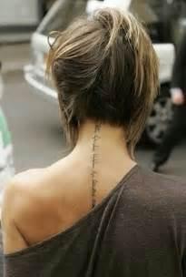the backs of womens haircuts back view short haircuts