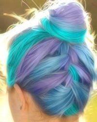 light tips blue purple hair on hair purple hair and hair