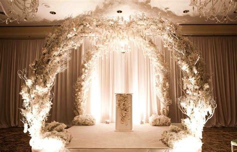 Indoor Wedding Arch Uk by Modern Wedding With Black White Elements Inside Weddings