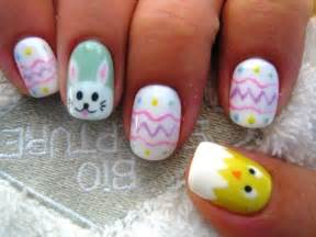 Easter Nail Designs by 15 Egg Easter Nail Ideas Best Simple