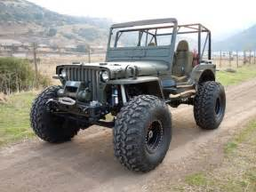 Jeep Willie A Big Foot Willys Jeep Jeep Enthusiast