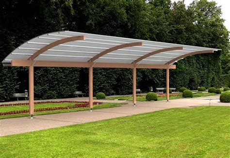 Curved Polycarbonate Sheet   A Better Option for Roofing