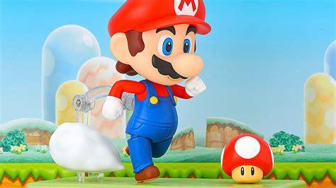 Nendoroid 393 Mario Bros Luigi Include Stand New Mib Kws nendoroid mario is the cutest mario yet polygon