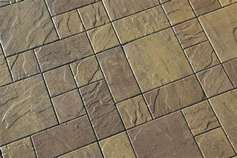Flooring & Rugs: Decorative Basalite Pavers For Landscape