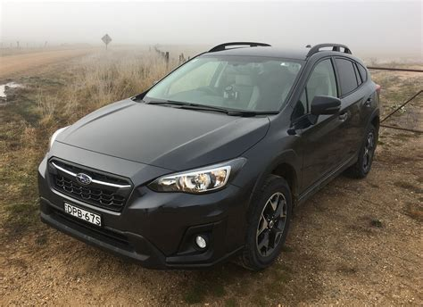 black subaru xv 2018 subaru xv launch review the wheel