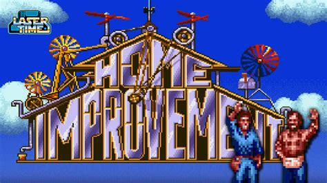 home improvement on snes let s play this laser time
