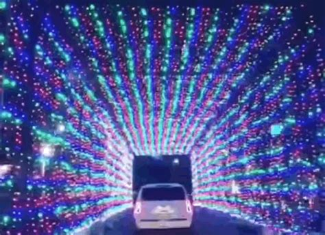 christmas light displays in milton florida 4 drive thru light displays in florida the news wheel