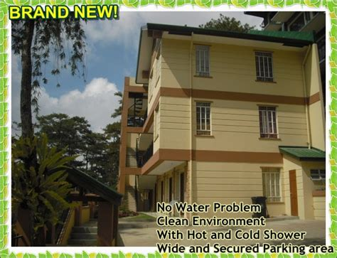 baguio properties for sale transient house near wright park