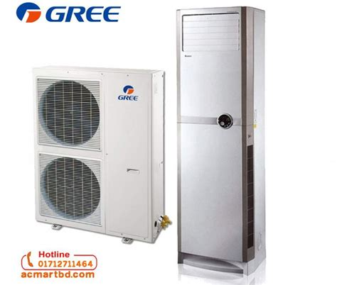 Ac Standing gree floor standing 5 ton gf 60nb air conditioner price