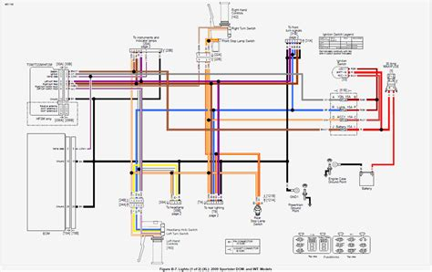 basic motorcycle turn signal wiring diagram wiring