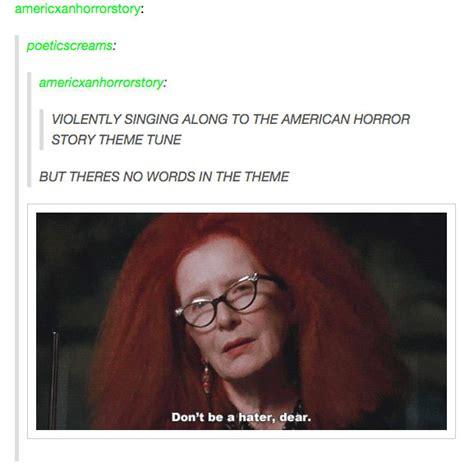 American Horror Story Memes - 24 brutal quot american horror story quot memes that sum up the