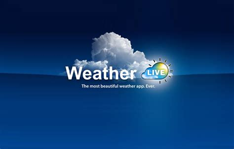 weather apps free android weather live free android app review