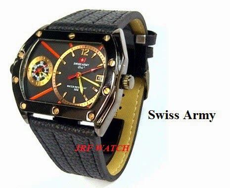 Jam Swiss Army 3 Time jual jam tangan murah jam tangan casio jam tangan kw 1