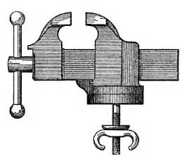 diagram of a bench vice wooden bench vise drawings with dimensions blueprints