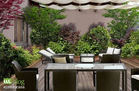 terrazza giardino cittadini e giardini in terrazza sfrutta la verticalit