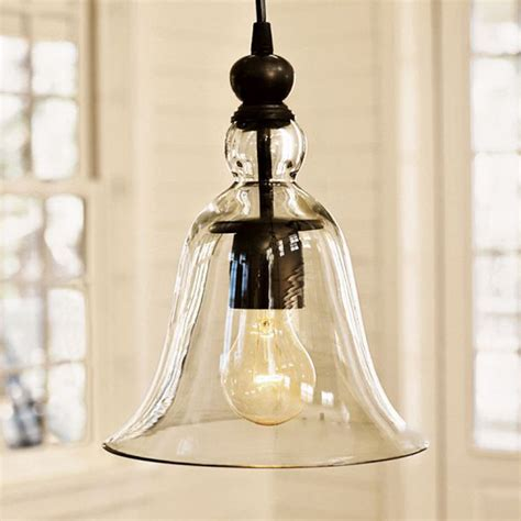 Glass Kitchen Light Fixtures Glass Pendant Light Kitchen Light Dining Room Pendant Light Home Decor E27 Ebay