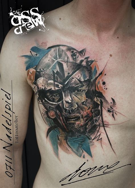 watercolor tattoo stuttgart pin by george drone on my tattoos tattoos gladiator