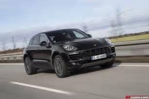 Porsche Macab 2015 Porsche Macan S Vs S Diesel Vs Macan Turbo Review