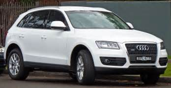 Audi Q5 Different Models Audi Q5 2010 Models Auto Database