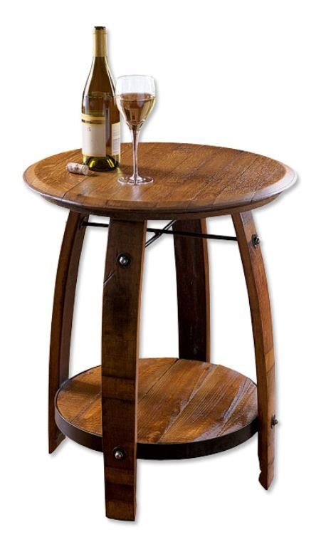 Piepers Furniture by Table And Stool Made Of Wine Barrels Decor A Decorating Idea Swings Wine