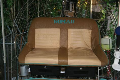 airboat seat covers seat covers southern airboat picture gallery