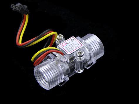 G 12 Water Flow Sensor Sensor Aliran Air g1 2 quot water flow sensor enclosure