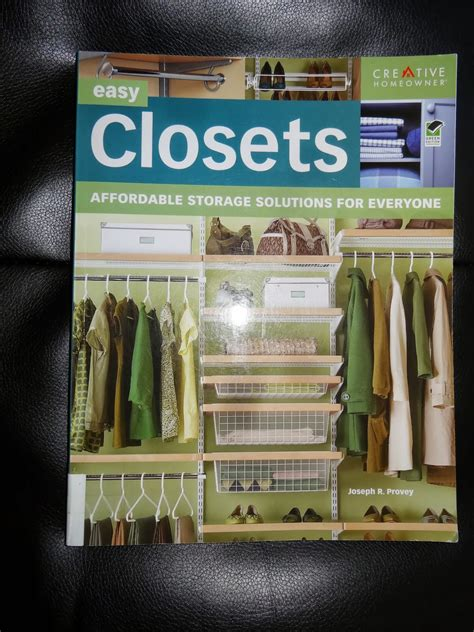 Easy Closets Review by And Peas Easy Closets Affordable Storage Solutions For Everyone Book Review