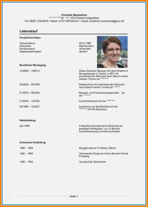 Lebenslauf Richtig Gestalten by 15 Karrierebibel Lebenslauf Freyajacklin