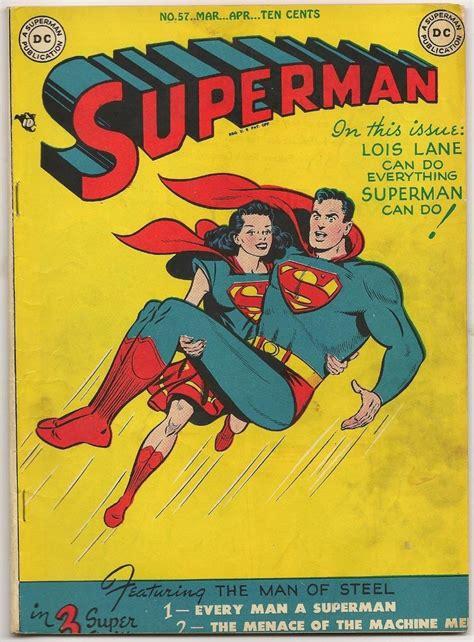 from superman to books superman 57 comic book comics watcher