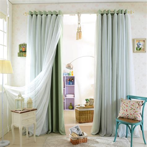 layering curtains how to layer sheer and blackout curtains layering