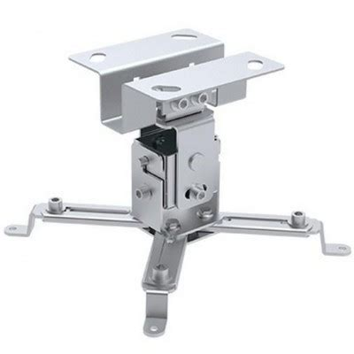 Projector Support Ceiling by Projector Ceiling Support Extension 130mm Silver