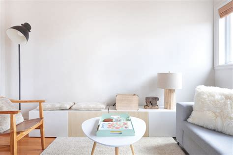 gif magic see how wall paint color changes the feel of a room apartment therapy