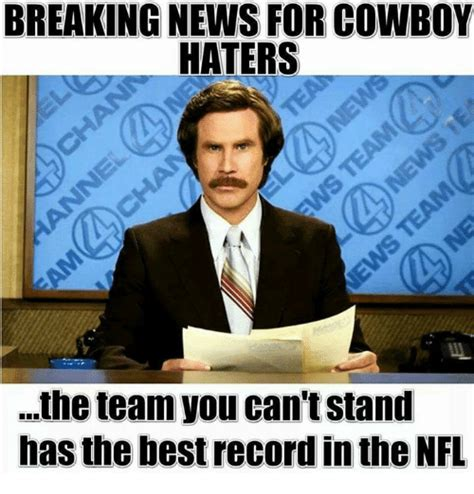 Cowboy Hater Memes - funny cowboys memes of 2017 on sizzle spent