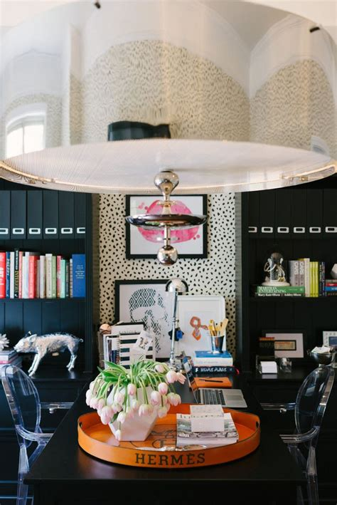 7 glamorous home offices the well appointed house
