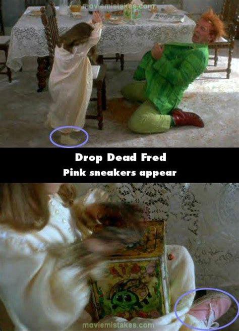 Drop Dead Fred Meme - drop dead fred movie mistake picture 10