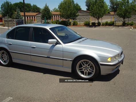 2001 bmw 740i m sport package wheelbase in