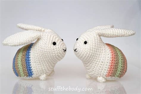 free pattern rabbit crochet top 10 amigurumi crochet patterns for easter on craftsy