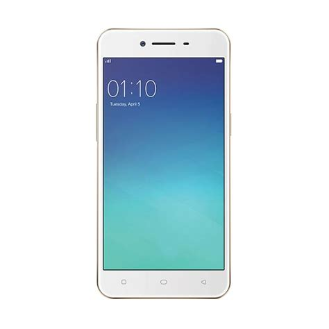 Harga Hp Merk Oppo A37f jual oppo a37f smartphone gold 16gb 2gb