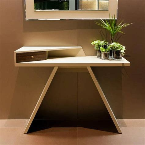 modern and contemporary design tables antonello italia mirta console tables wooden hall