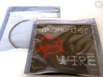 Anarchist Competition Wire 26 Ga 15ft Authentic anarchist competition wire innovapes llc