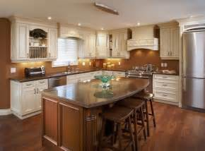 Kitchen Design With Island Layout by How To Layout An Efficient Kitchen Floor Plan Freshome Com