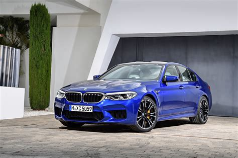 2018 bmw m5 look review motor trend
