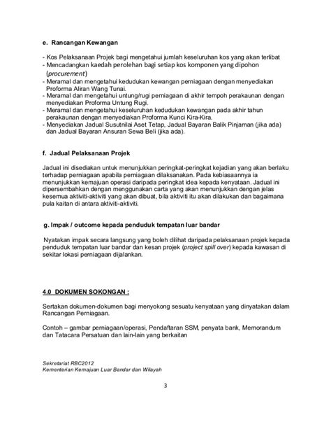 format proposal untuk memulakan perniagaan 7 contoh rancangan perniagaan