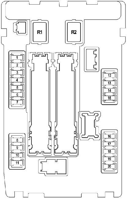 teana fuse box diagram free wiring diagrams