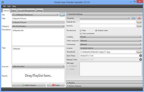 download youtube java download simple java youtube uploader 3 2 1 1 incl crack